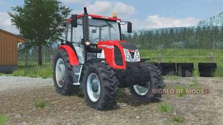 Zetor Proxima 100 moveable axis для Farming Simulator 2013