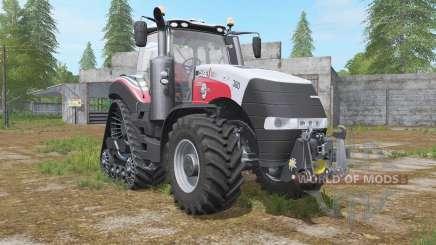 Case IH Magnum 300 CVX has all the lights для Farming Simulator 2017