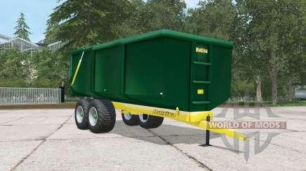 Multiva TR 190 county green для Farming Simulator 2015