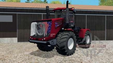 Кировец К-9450 красный для Farming Simulator 2015