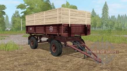 ПТС-4 повышенная грузоподъёмность для Farming Simulator 2017