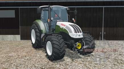 Steyr 6230 CVT multicolor для Farming Simulator 2015
