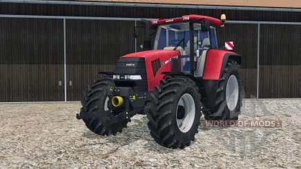Case IH CVX 175 front loader console для Farming Simulator 2015