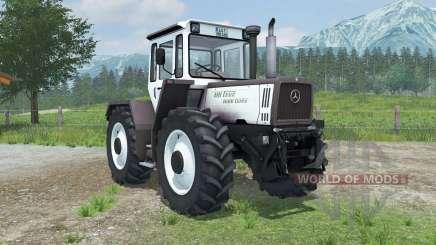 Mercedes-Benz Trac 1600 Turbo automatic wipers для Farming Simulator 2013