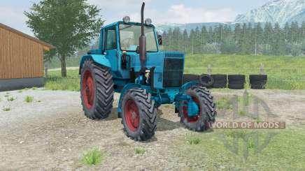МТЗ-82 Беларус подключаемый полный привод для Farming Simulator 2013