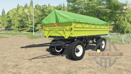 Fortschritt HW 80 with other tires to choose для Farming Simulator 2017