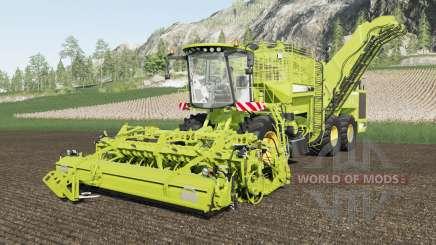 Holmer Terra Dos T4-40 & Terra Felis 3 для Farming Simulator 2017