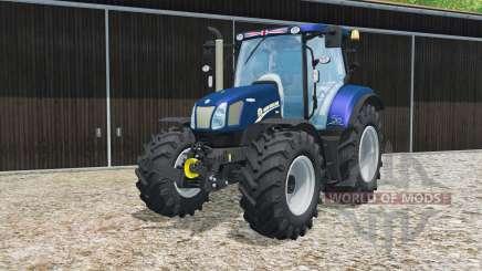 New Holland T6.160 Basildon 50 Years для Farming Simulator 2015