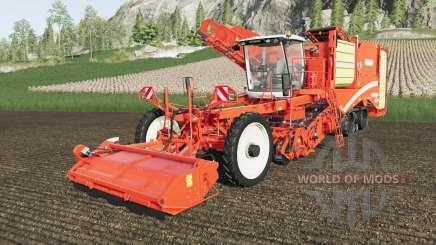 Grimme Varitron 470 working speed 25 km-h для Farming Simulator 2017