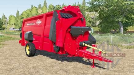 Kuhn Primor 15070 faster overloading для Farming Simulator 2017