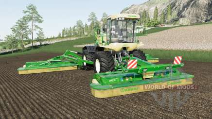 Krone BiG M 500 no errors для Farming Simulator 2017