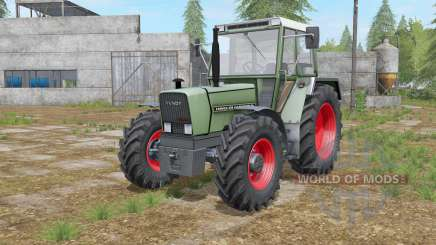 Fendt Farmer 307&309 LSA Turbomatik для Farming Simulator 2017