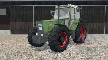 Fendt Favorit 611 LSA Turbomatik E для Farming Simulator 2015