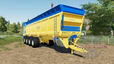 Brochard EV 2200 для Farming Simulator 2017