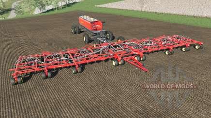 Vaderstad Seed Hawk multifruit для Farming Simulator 2017