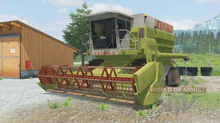 Claas Commandor 116 CS для Farming Simulator 2013
