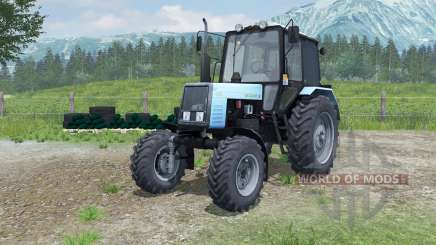 МТЗ-1025 Беларус с ПКУ-0.8 для Farming Simulator 2013
