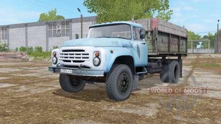 ЗиЛ-ММЗ-554 усиленный для Farming Simulator 2017