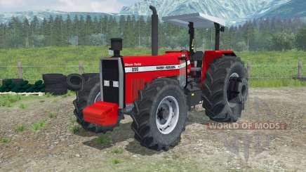 Massey Ferguson 299 4x4 для Farming Simulator 2013