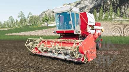 Fortschritt E 514 color choice для Farming Simulator 2017
