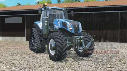 New Holland T8.435 Rowtrac для Farming Simulator 2015