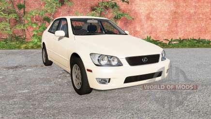 Lexus IS 300 (XE10) 2001 для BeamNG Drive