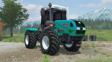 ХТЗ-17222 реалистичный выхлоп для Farming Simulator 2013