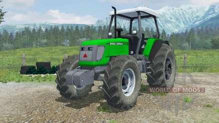 Agrale BX 6150 islamic green для Farming Simulator 2013