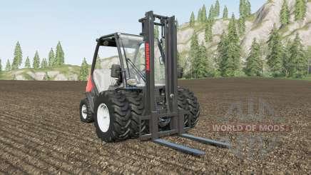 Manitou MC 18-4 stability increased для Farming Simulator 2017