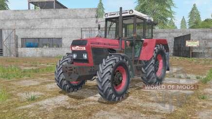 ZTS 16245 Turbo new textures для Farming Simulator 2017