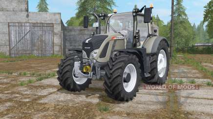 Fendt 700 Vario more configurations для Farming Simulator 2017