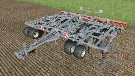 Amazone Cenius 8003 cultivator and plow version для Farming Simulator 2017