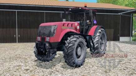МТЗ-3022ДЦ.1 Беларус реалистичные следы от колёс для Farming Simulator 2015