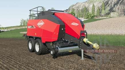 Kuhn LSB 1290 D bale size 14000 liters для Farming Simulator 2017