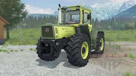 Mercedes-Benz Trac 1600 arbeiten scheibenwischer для Farming Simulator 2013
