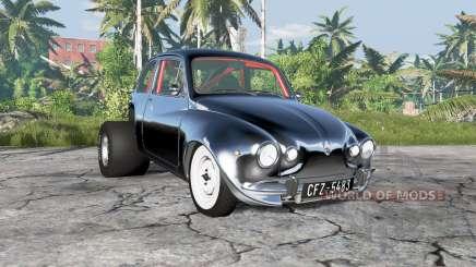 Autobello Piccolina drag v0.20 для BeamNG Drive