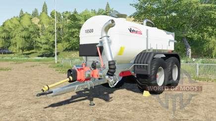 Vakutec VA 18500 ST light для Farming Simulator 2017