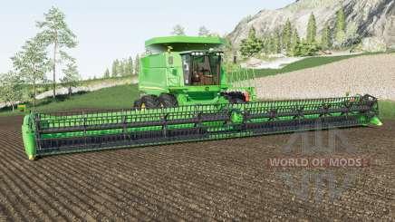 John Deere 70-series STS для Farming Simulator 2017