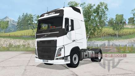 Volvo FH-series для Farming Simulator 2015