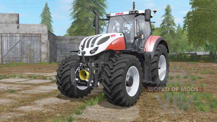 Steyr Terrus 6000 CVT для Farming Simulator 2017