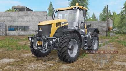 JCB Fastrac 3200 Xtra chip tuning для Farming Simulator 2017