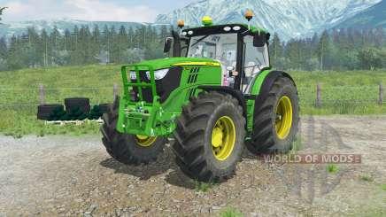 John Deere 6R-series для Farming Simulator 2013