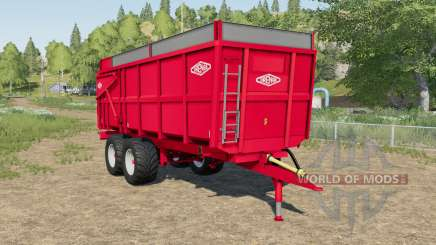 Orenge ORM 160 ruddy для Farming Simulator 2017