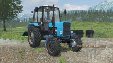 МТЗ-82.1 Беларус открываются двери для Farming Simulator 2013