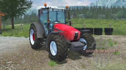 Same Explorer³ 105 sizzling red для Farming Simulator 2013
