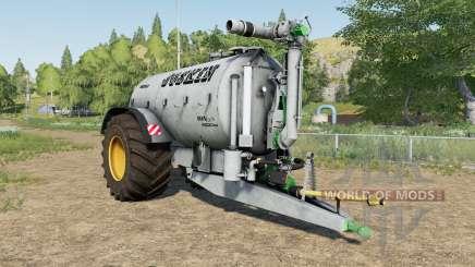 Joskin Modulo2 9000 ME для Farming Simulator 2017