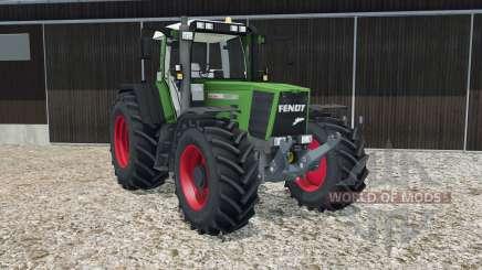 Fendt Favorit 926 Vario forest green для Farming Simulator 2015