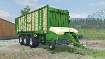 Krone ZX 550 GD multistraw для Farming Simulator 2013