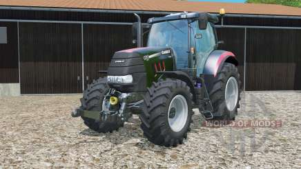 Case IH Puma 160 CVX Platinum Edition для Farming Simulator 2015