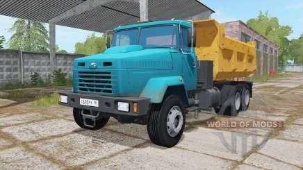 КрАЗ-6510 для Farming Simulator 2017